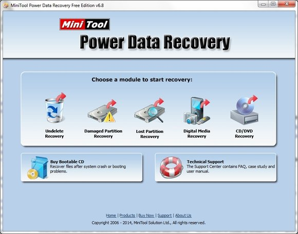 MiniTool Power Data Recovery 8.1 Crack Plus Keygen (Latest 2019)